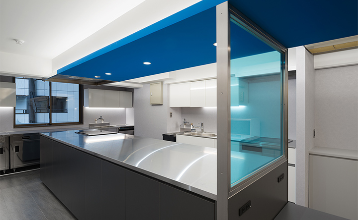 設備・備品が充実した、ひろびろ使いやすいキッチン